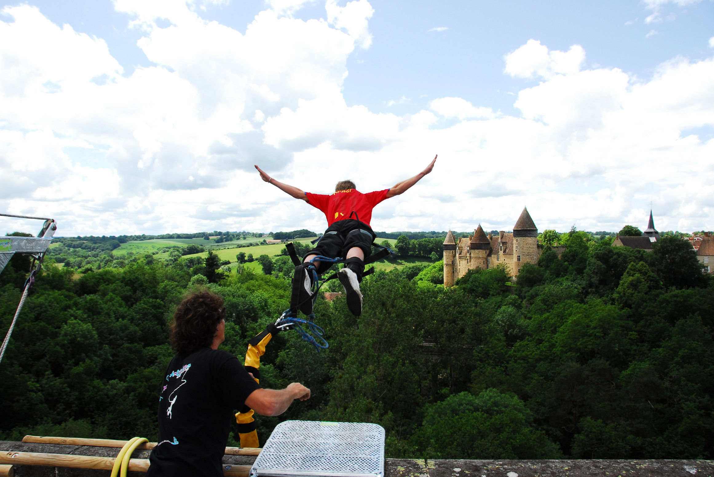 Antipodes Sport Nature Bourgogne - Yonne - Auxerre