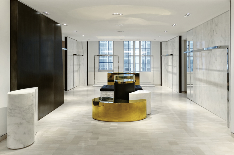 GIVENCHY BERGDORF GOODMAN - WOMEN/MEN - New York