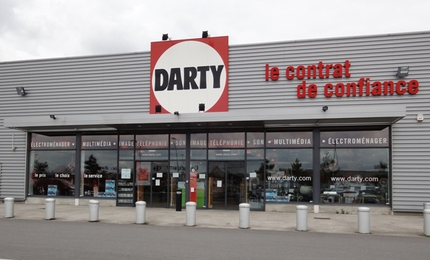 DARTY Chalons - SAINT MEMMIE