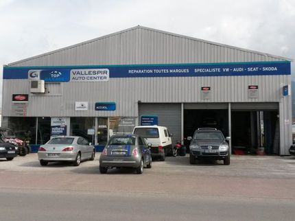 VALLESPIR AUTO CENTER - LE BOULOU