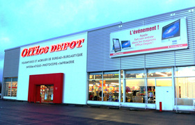 Office depot feytiat magasin mobilier et fournitures de bureau feytiat office depot limoges - Office depot montpellier horaire ...