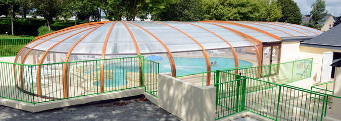 Atlantique piscine plougastel for Construction piscine tva