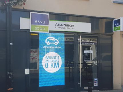 ASSU 2000 TRAPPES - TRAPPES