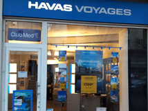 Havas Voyages Paris St Martin - PARIS
