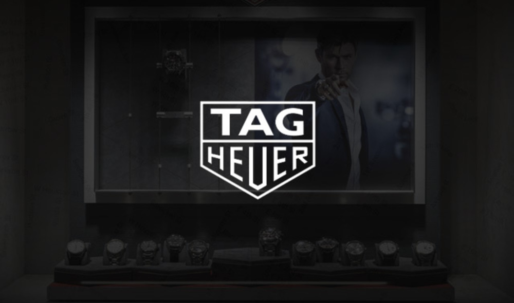 TAG HEUER POP-UP BOUTIQUE OF CHADSTONE  - Chadstone
