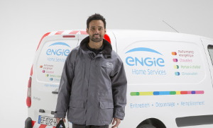 ENGIE Home Services CHAUFFERIES IDF - ST DENIS LA PLAINE CEDEX