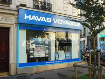 Havas Voyages SMCR Fort De France Deproges - FORT DE FRANCE