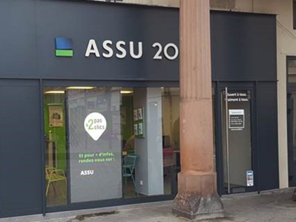 ASSU 2000 MULHOUSE REPUBLIQUE - MULHOUSE