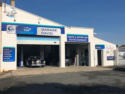 GARAGE DAVID - BOUGNEAU
