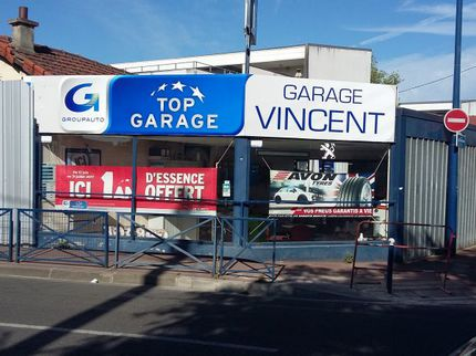 GARAGE VINCENT - DRANCY