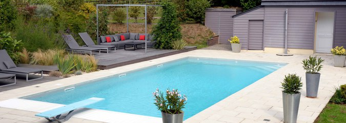 Piscines de france gonfreville l 39 orcher construction et Horaires piscine deauville