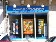 Havas Voyages Saintes National - Saintes