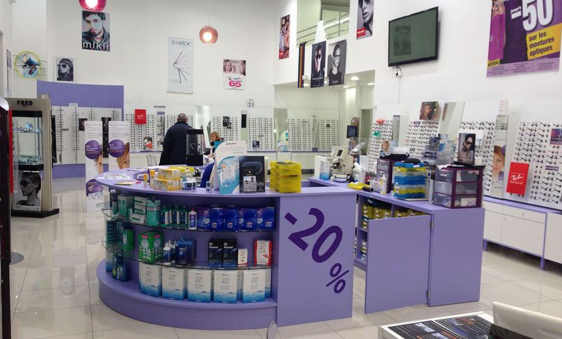 Stunning optical discount poitiers sud poitiers with for Poitiers auchan sud