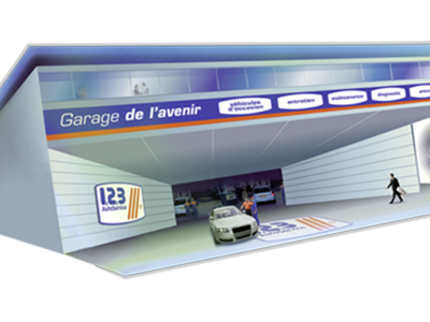 Garage BEAUVAL MAINTENANCE - SAINT BARTHELEMY D'ANJOU