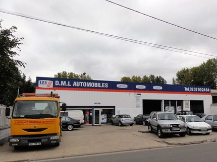 Garage DML AUTOMOBILE - Gallardon