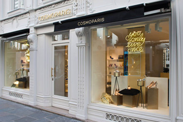 BOUTIQUE COSMOPARIS DIJON - DIJON