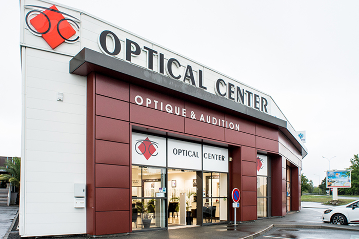 c4010467aa484 Opticien ANGERS GRAND MAINE : Optical Center - Magasin de lunettes