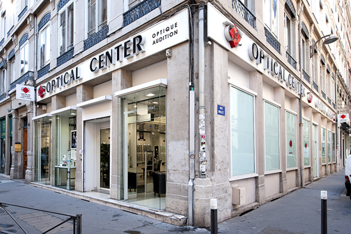 Opticien LYON BOURSE 69001   Optical Center - Magasin de lunettes 7a7c8407756e