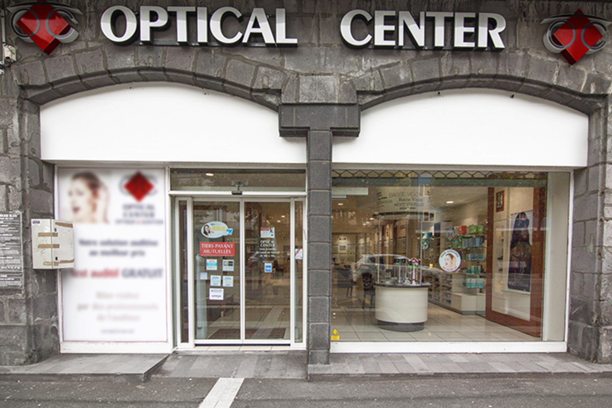 outlet on sale how to buy united states Opticien CLERMONT-FERRAND 63000: Optical Center - Magasin de ...