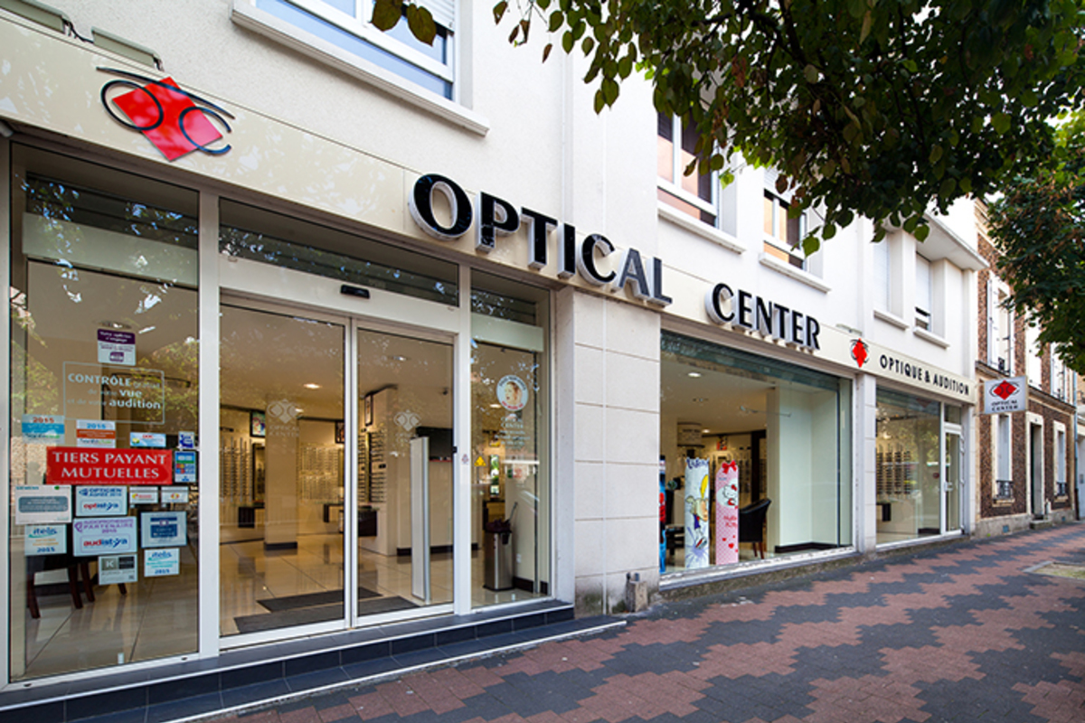 À Opticien Center Magasin Votre De Lunettes Optical Chelles HW2YDeIE9