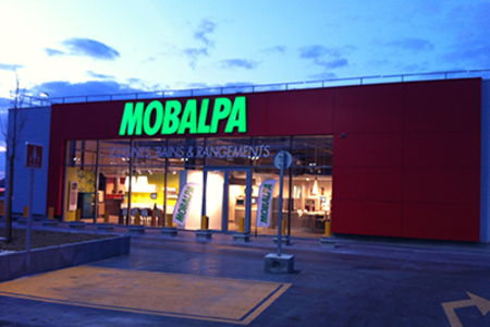 Mobalpa Tours - Chambray les Tours