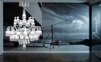 BACCARAT SHOWROOM - DECORATION & DESIGN BUILDING