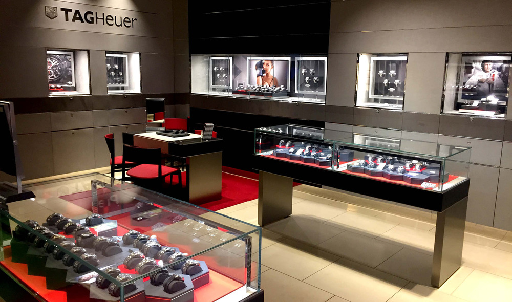7fe5b933da5 TAG Heuer store Manchester - Luxury watches in Manchester - TAG ...