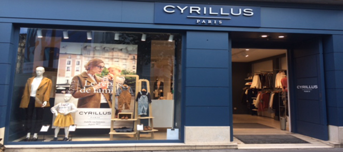 Boutique Cyrillus Commerce Magasin De Mode Chic Deco A