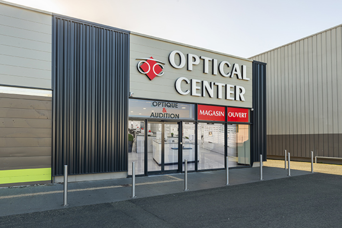 36a5f62b39347 Opticien ANGERS SAINT SERGE 49100 - Optical Center