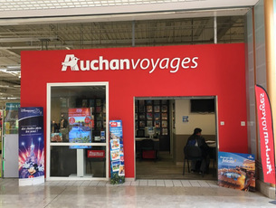 votre agence de voyage marseille st loup voyages auchan. Black Bedroom Furniture Sets. Home Design Ideas