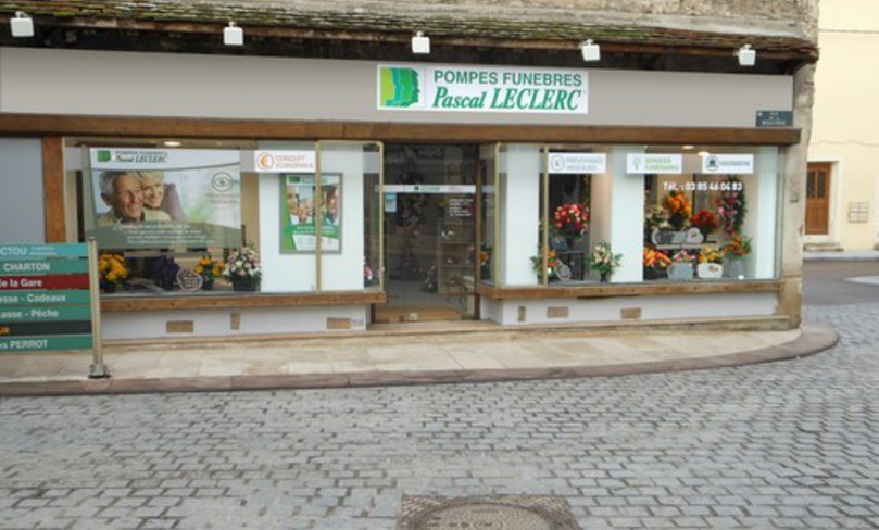 POMPES FUNEBRES Pascal LECLERC Chagny - Chagny