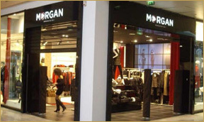MORGAN PARIS CHAUSSEE D'ANTIN - PARIS