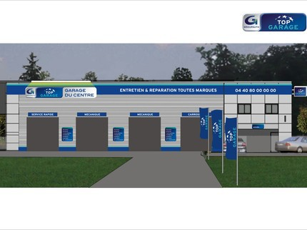 GARAGE MOREAU - BRAIN SUR ALLONNES