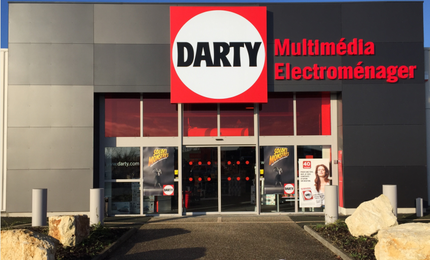 dbba24f8022b98 Magasin DARTY Saintes – Gros Electro, Petit électro, High-Tech à ...