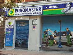Euromaster Madrid Moncloa