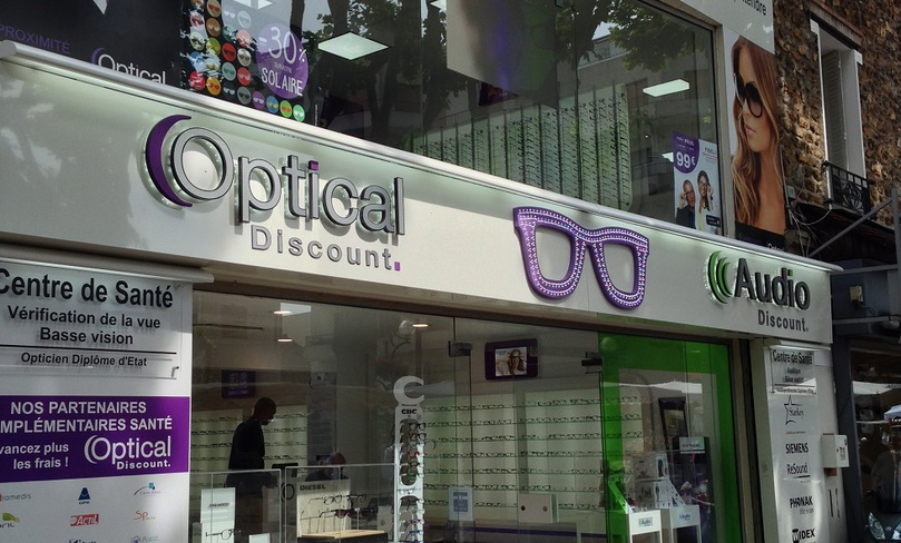 Opticien Aulnay sous bois   Optical Discount   Audio Discount Aulnay ... 58b074ca9497