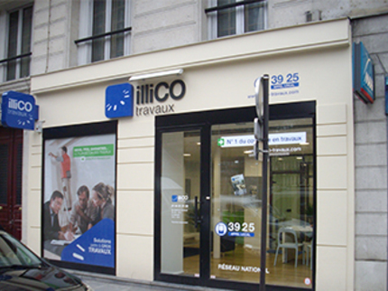 illiCO travaux Cergy Pontoise - Pontoise