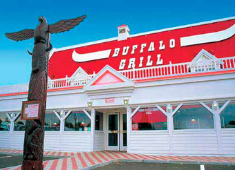 Buffalo Grill MACON - Sud Chaintré - Chaintre
