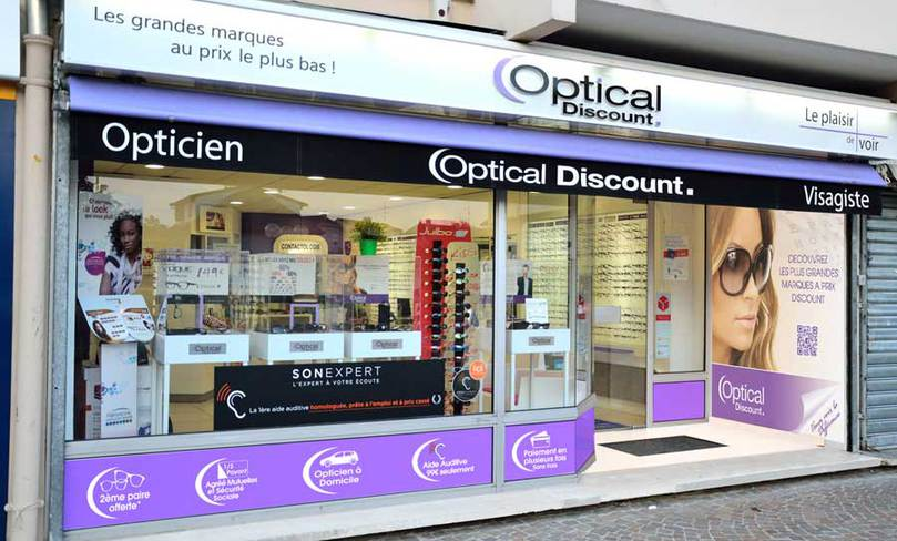 Opticien Annecy   Optical Discount Annecy - Magasin de lunettes 29672f90533b