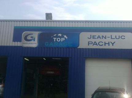 PACHY JEAN LUC - LEFOREST