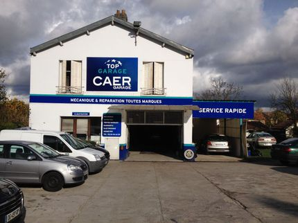 GARAGE CAER - NANCY