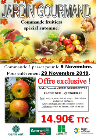 TRACT FRUITIERS