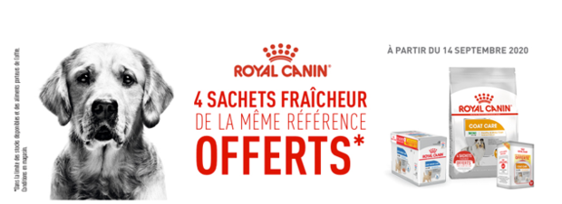 PROMOTION ROYAL CANIN