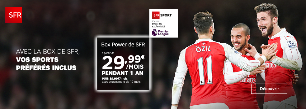 PROMO BOX POWER DE SFR