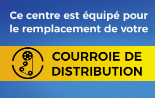 Courroie de distribution