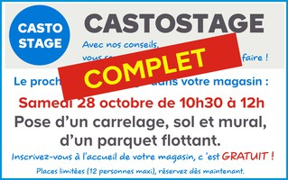 casto stage complet