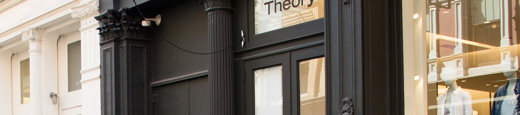 Store Locator | Theory | Contemporary Clothing for Women and Men