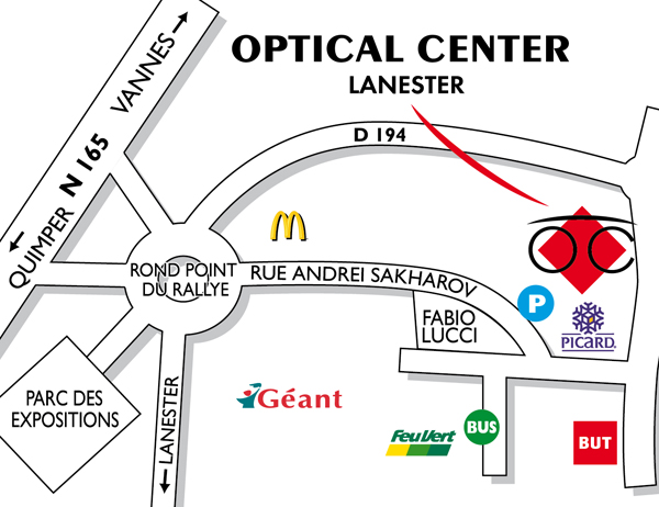 dc1810805f5e76 Opticien LANESTER - Optical Center - Votre magasin de lunettes à ...